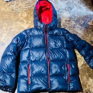 ADD Down Boys Deep Blue 800down Fill Jacket 12